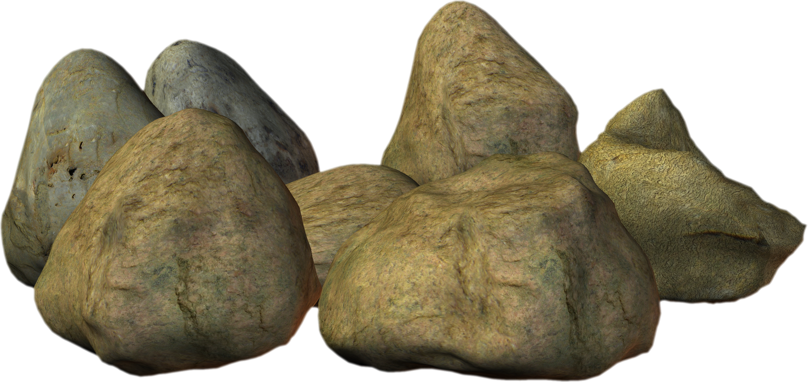 Rocks clipart png. Rock clipartfest and boulders