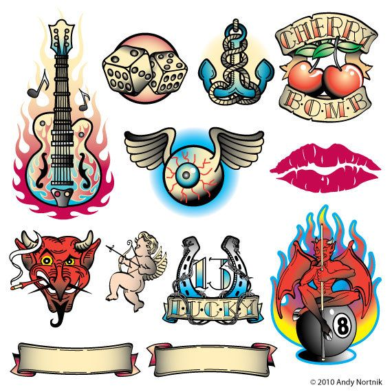 Rocks clipart school. Tattoo designs in old