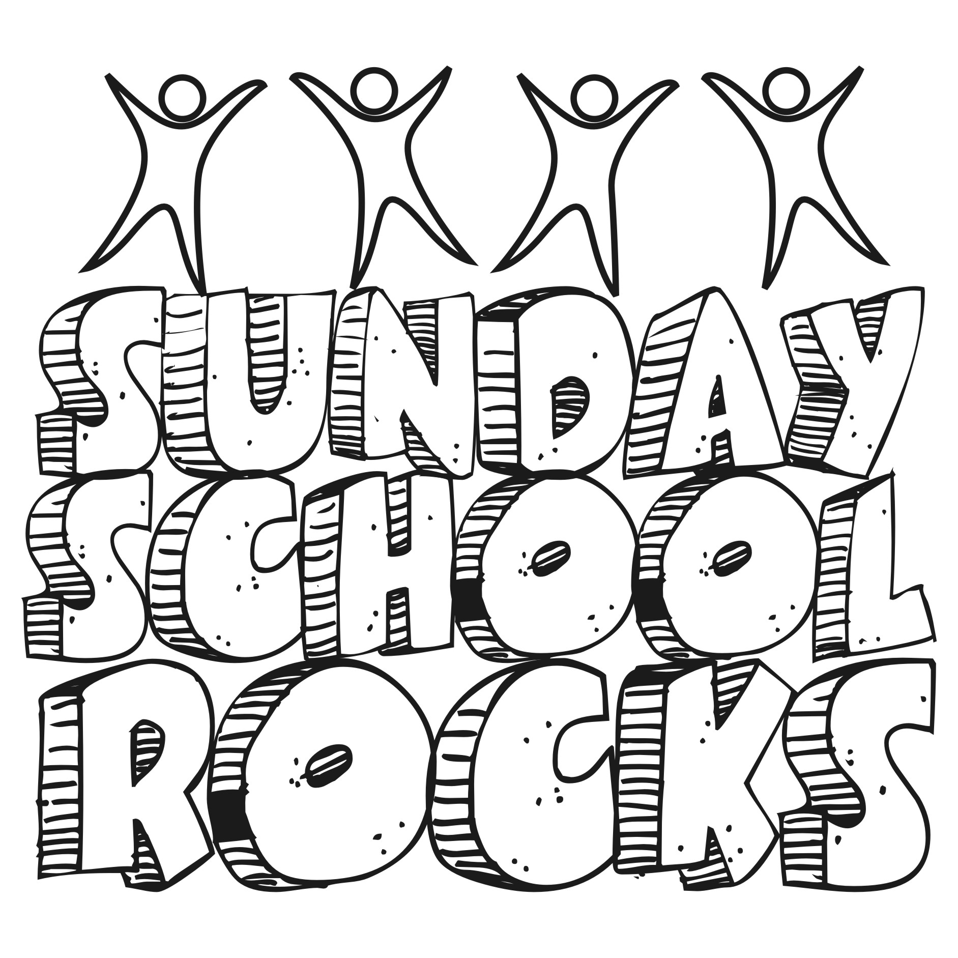 Rocks clipart school. Design ideas religious sunday