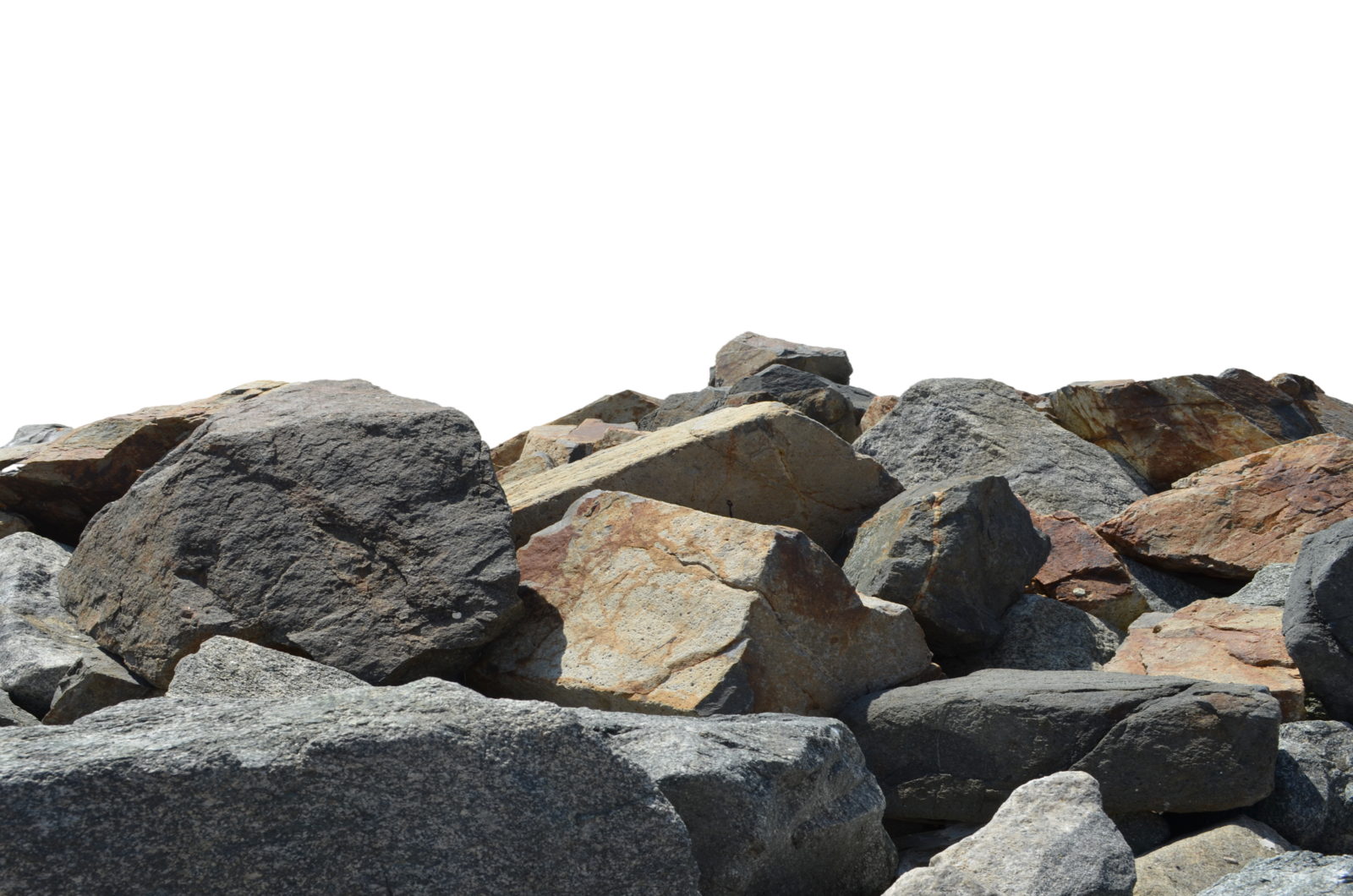 Rock images transparent free. Rocks png image black and white library