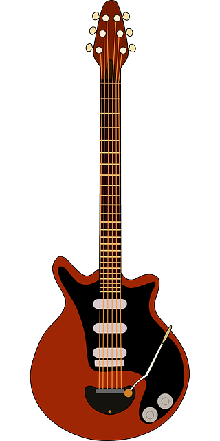Free image on pixabay. Rockstar clipart bass guitar svg black and white stock