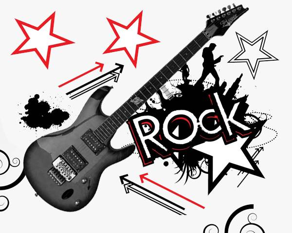 Star clip art. Rockstar clipart library rock png library