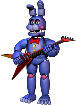 Rockstar drawing rock singer. Bonnie freddy fazbears pizzeria
