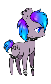 Rockstar drawing female. Pony characters of chekkas graphic free download