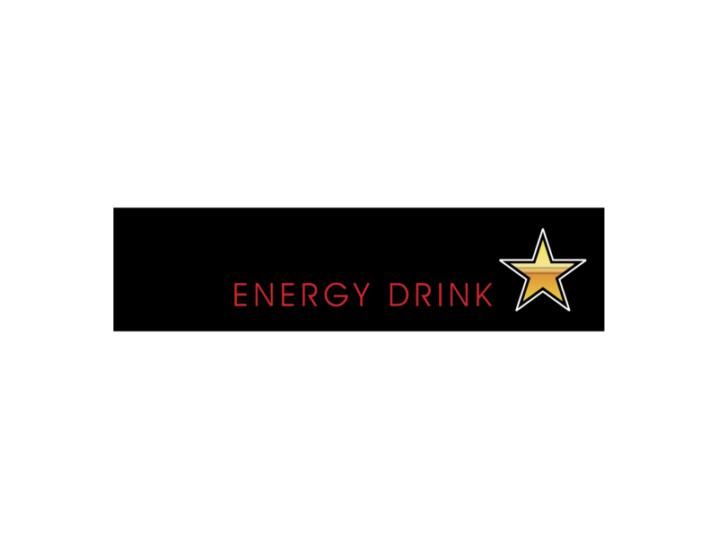 Rockstar Energy Drink Logo Transparent & PNG Clipart Free Download