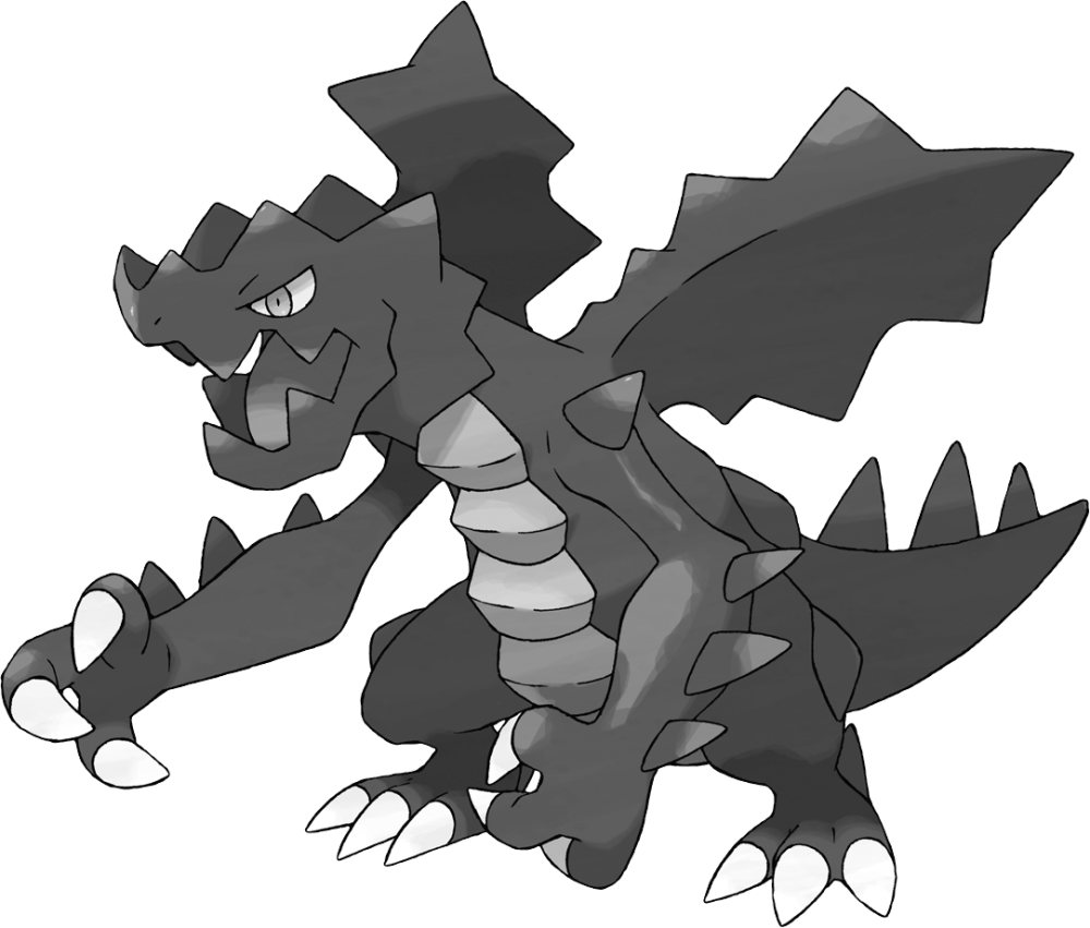 Druddigon is so much. Rocky drawing gfx clip freeuse library