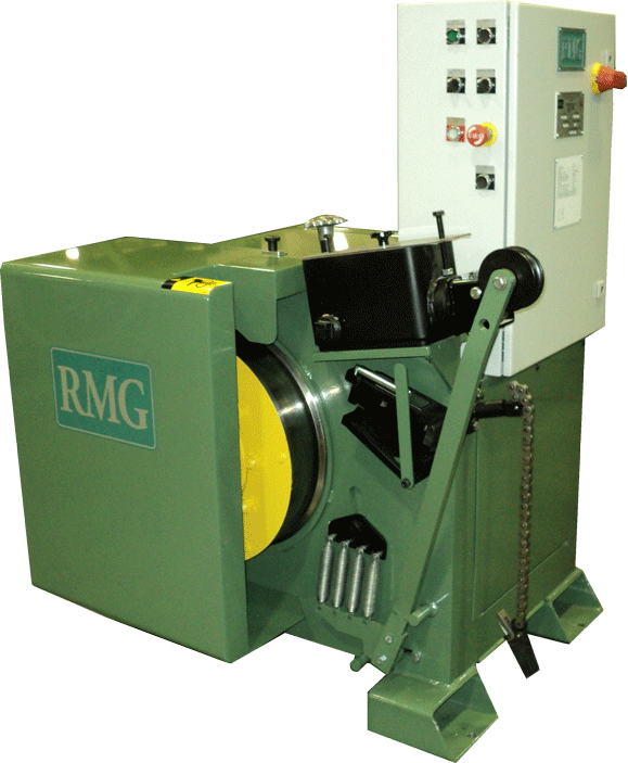 Rod drawing machine. Rmg in line wire