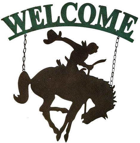 Home decor craft north. Rodeo clipart western welcome png library library