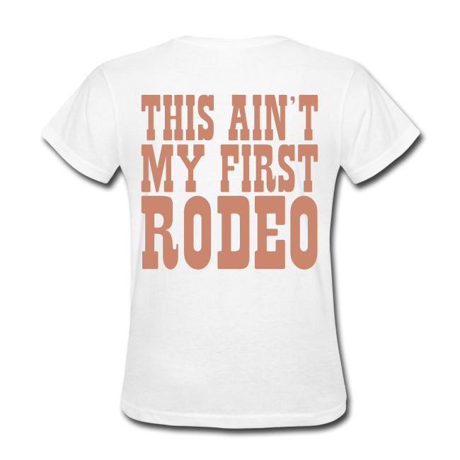 Rodeo svg ain t. Country barbie clothing first