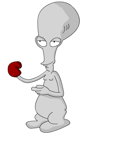 Roger american dad png. By adrican on deviantart