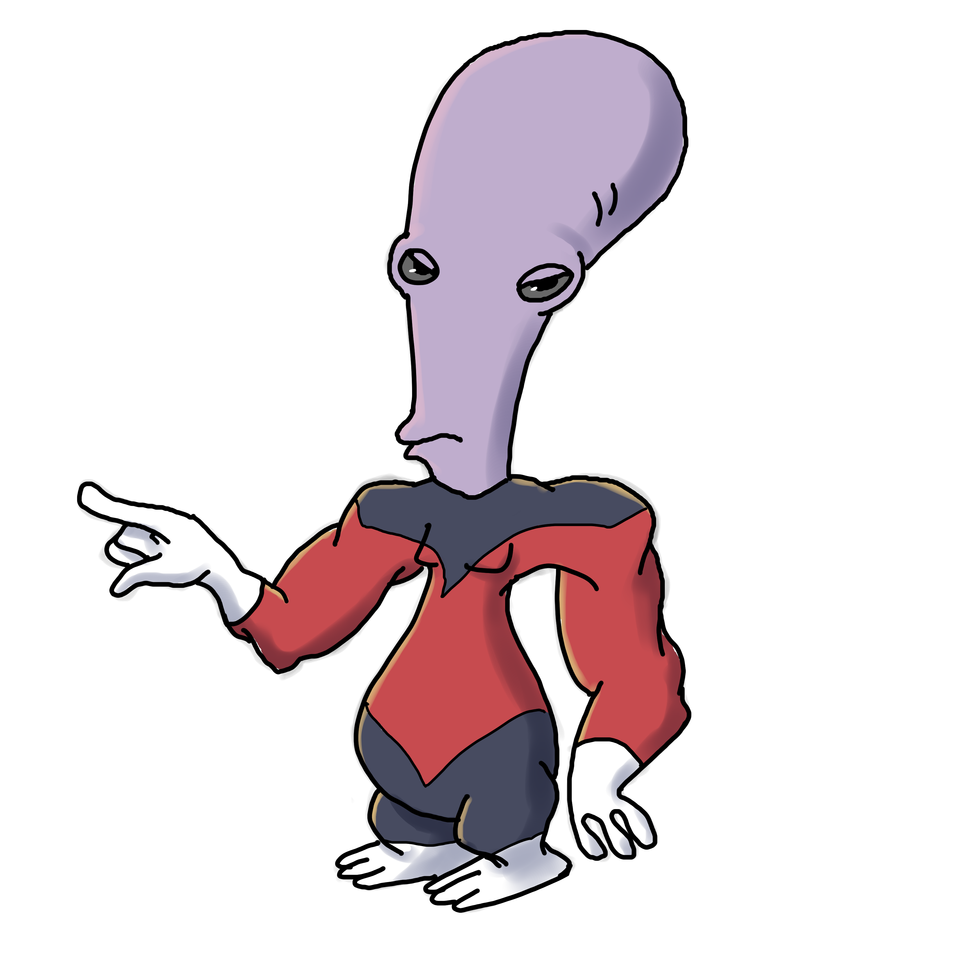 Roger american dad png. People constantly asked for