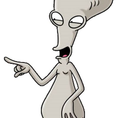 Roger american dad png. Smith official twitter