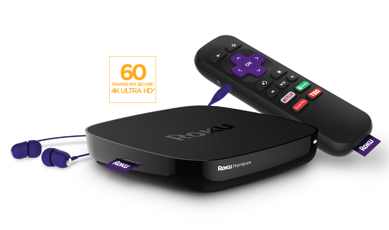 Roku 4 png. Premiere powerful streaming stunning