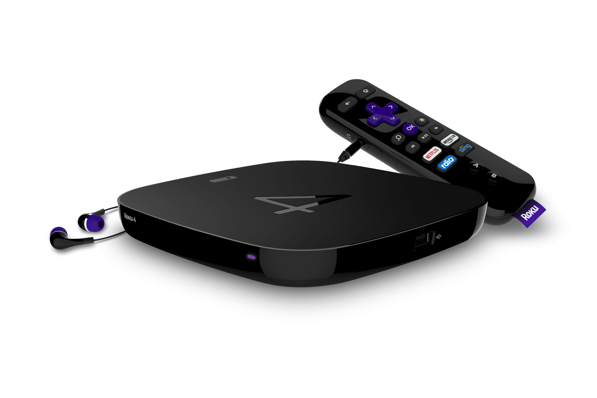 Roku 4 png. Is recalling select boxes