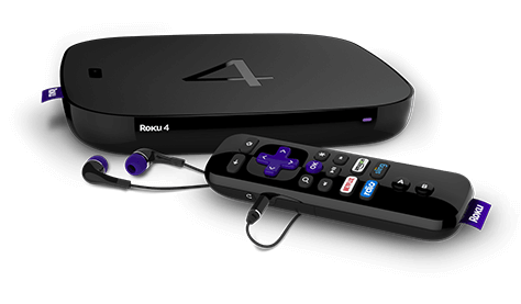 Roku 4 png. First image of the