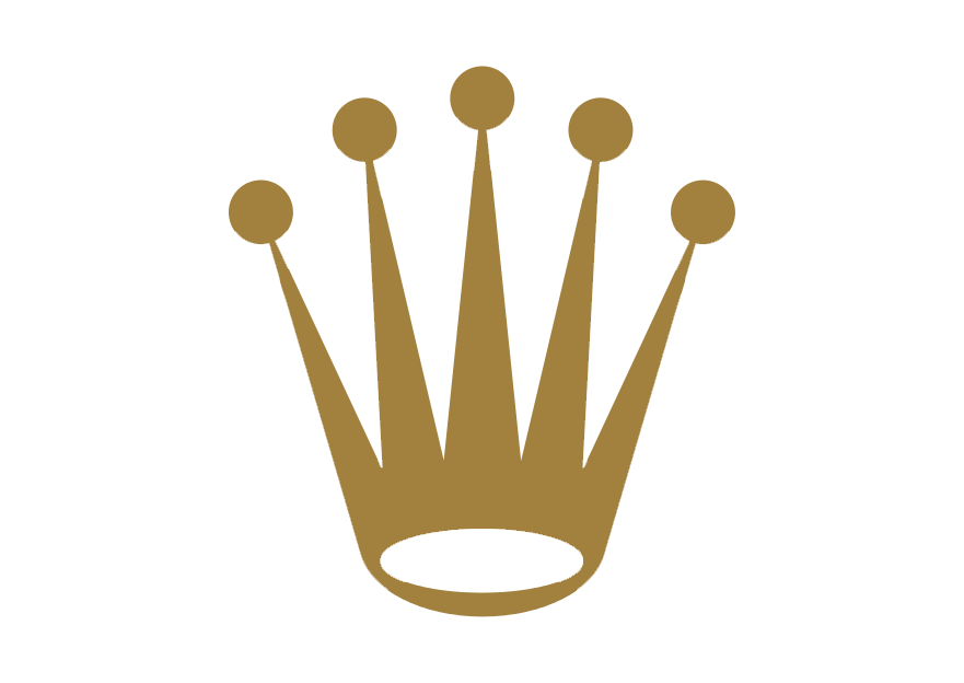 Rolex crown png. Logo symbol meaning history