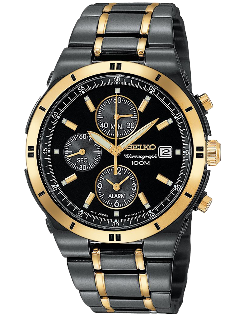 Rolex watch png. Free black and gold