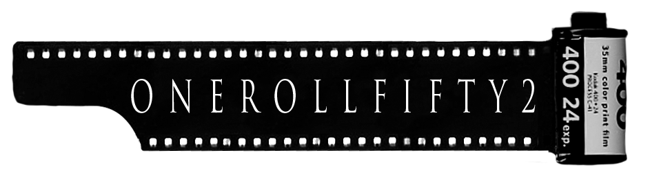 Roll of film png. Onerollfifty the lawtographer logo