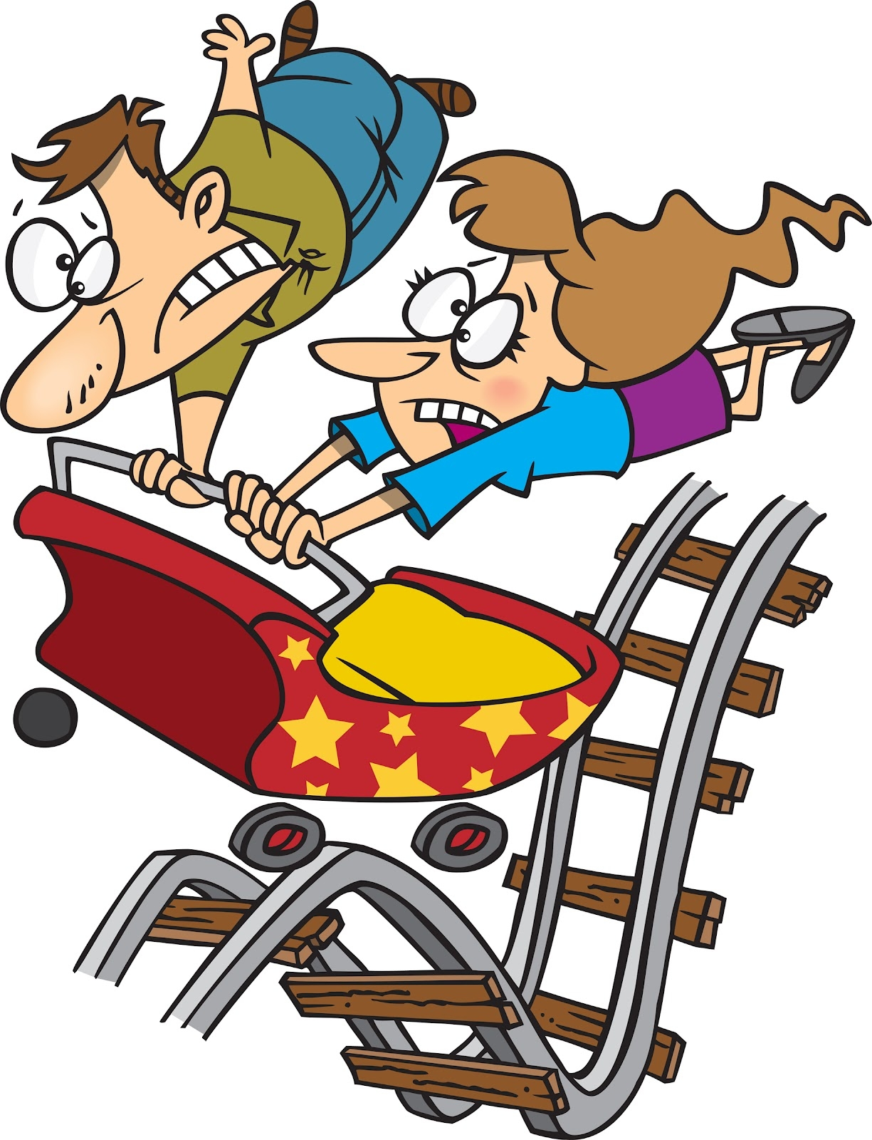 Roller coaster clipart. At getdrawings com free