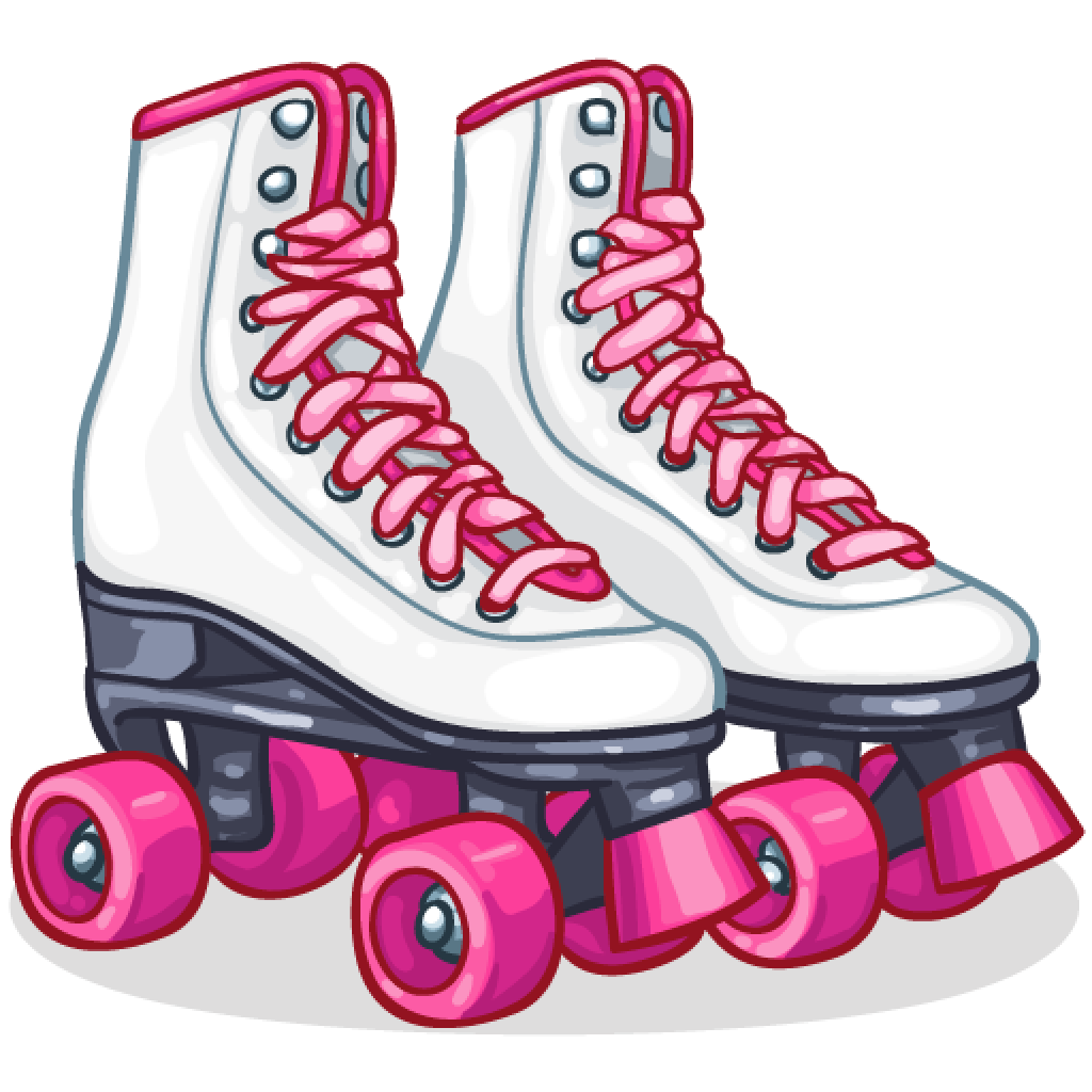 Roller skates clipart sock hop. Related image baby wont