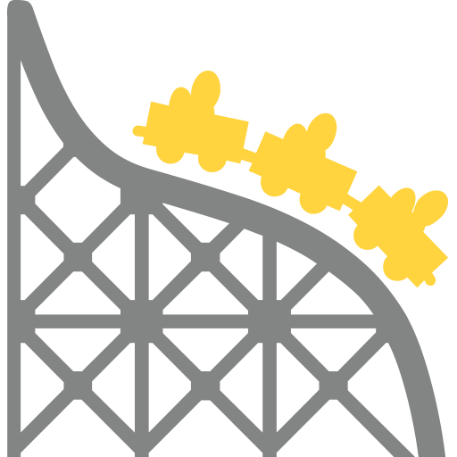 Rollercoaster clipart. You seached for park