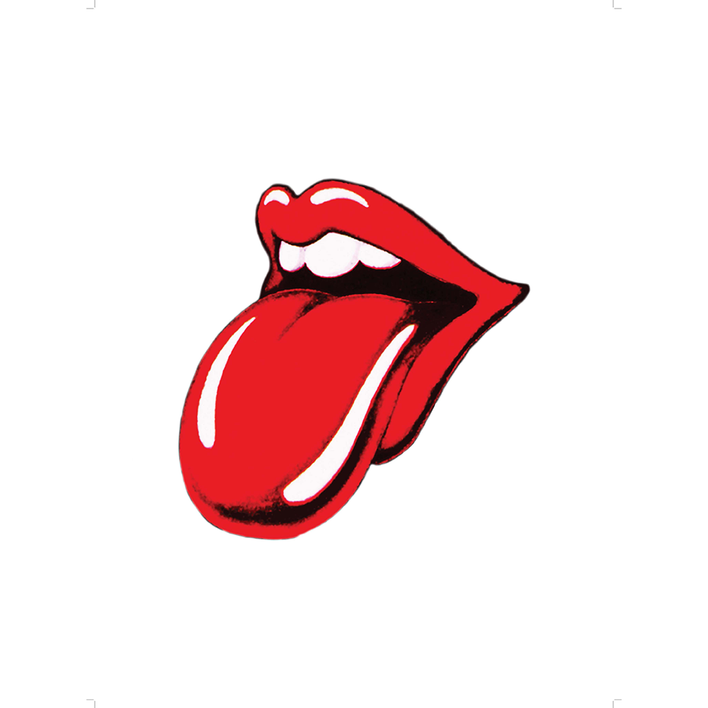 Canceled performance lithograph the. Rolling stones tongue png svg transparent download