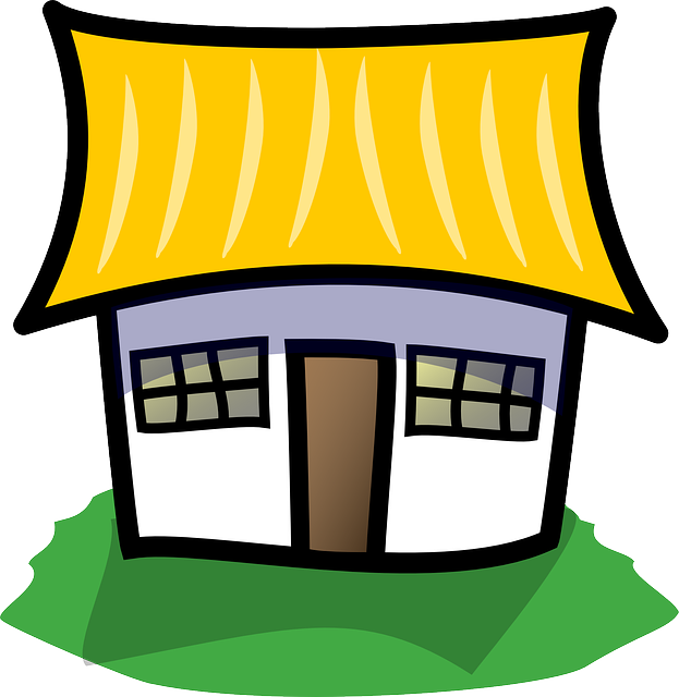buildings clipart villa