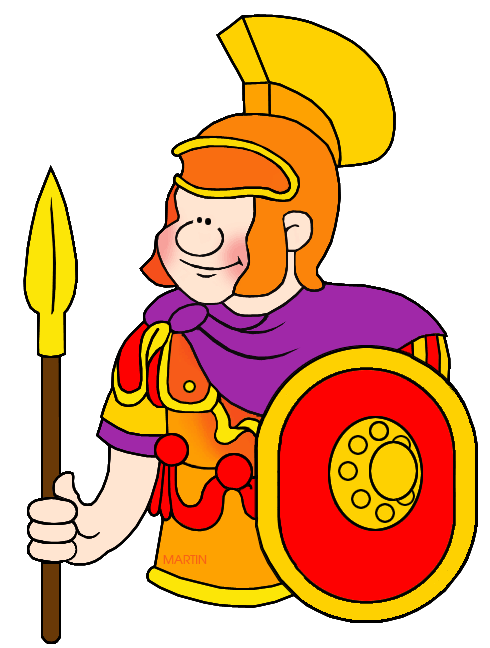 Roman clipart person roman. Rome clip art by