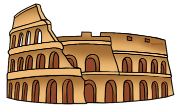 Rome clipart rome the fall. Free ancient clip art