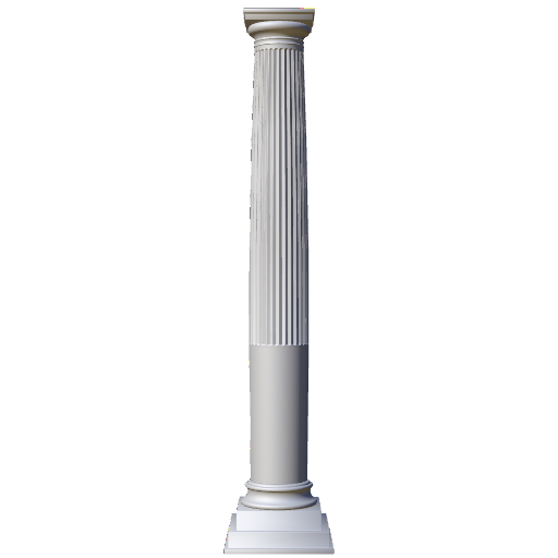 pillars drawing