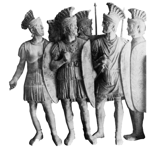 Roman soldier statue png. File soldiers wikimedia commons