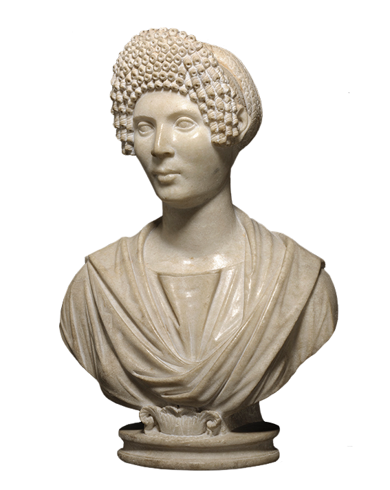 Roman statue head png. Ancient nelson atkins funerary