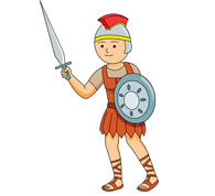 Rome clipart animated. Free ancient clip art