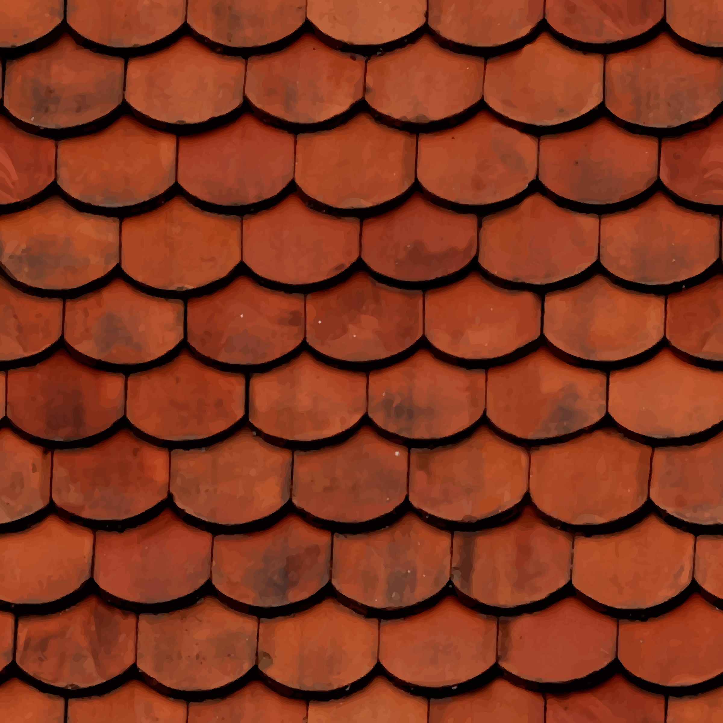 Roof clipart. Tiles big image png
