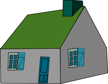 Roof clipart residential house. Building area property free