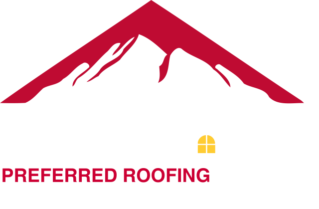 Roofing clipart roof work. Colorado preferred year certifications
