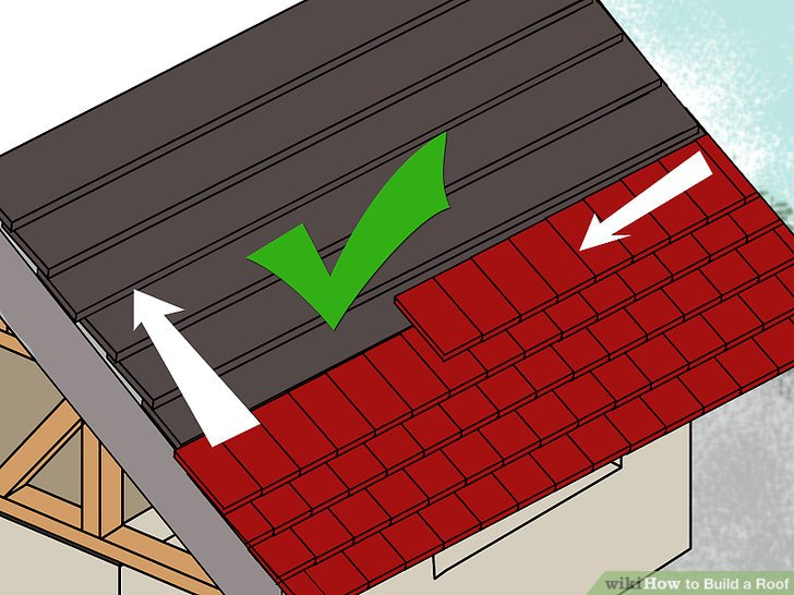 Roofing clipart school roof. How to build a