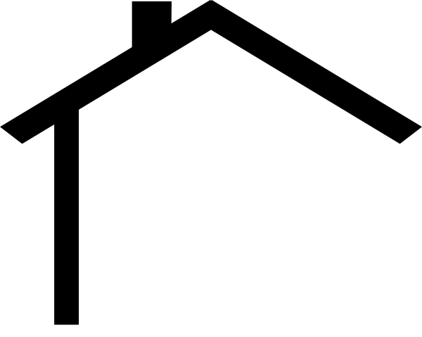 Roofing vector house roof. Clip art at clker