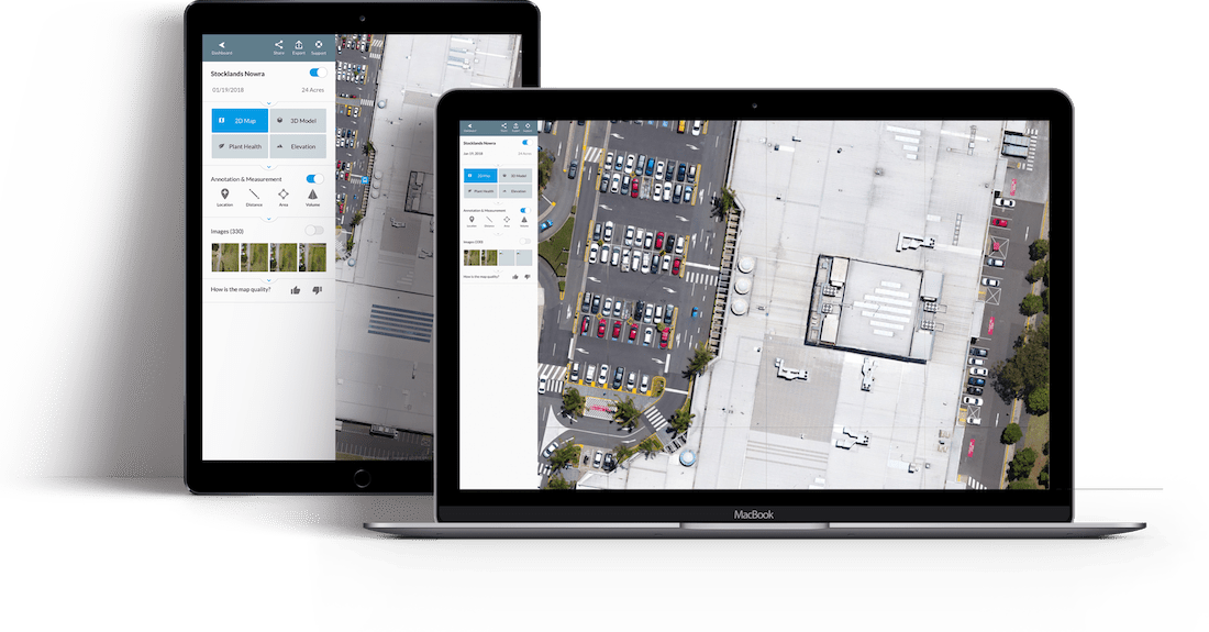Roofing vector tool. Roof inspection reports dronedeploy