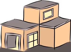Rooftop vector animated. Roof clipart kambizmag com