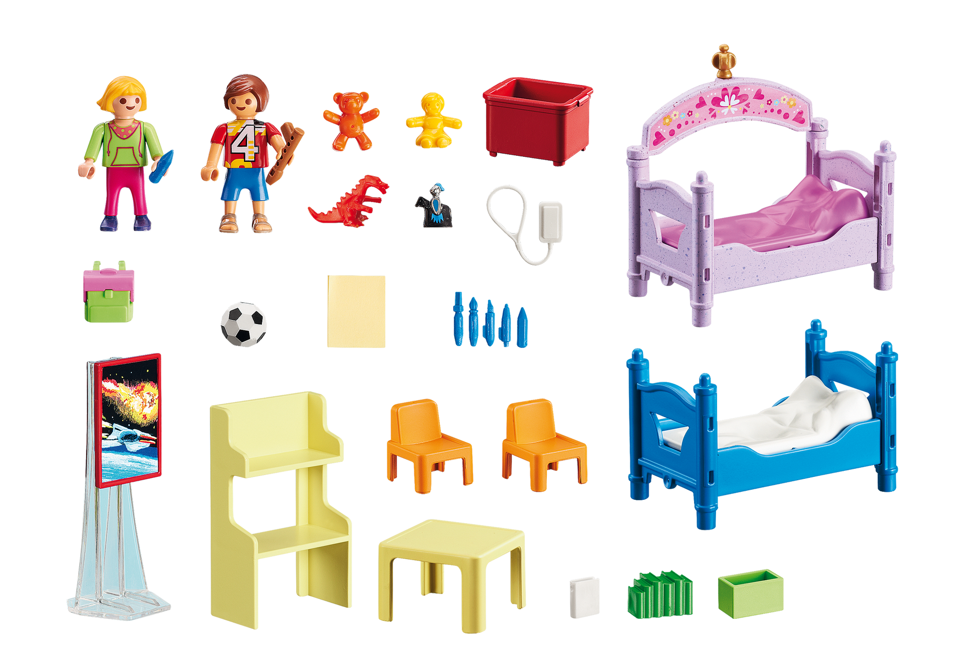Room clipart dollhouse. Children s playmobil usa