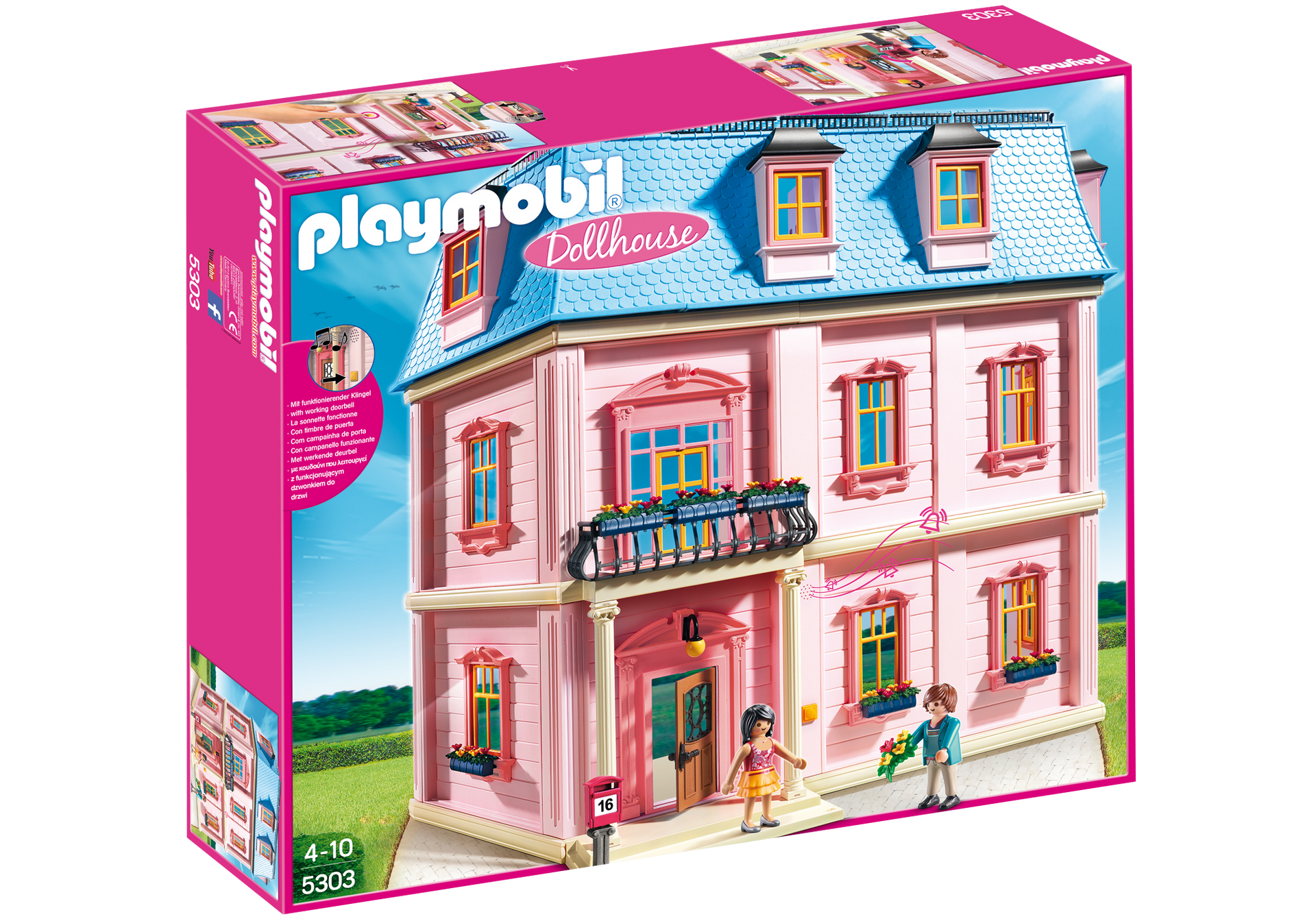 Room clipart dollhouse. Deluxe playmobil usa httpmediaplaymobilcomiplaymobilproductboxfront