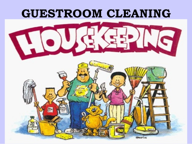 Room clipart guest room. Cleaning guestrooms guestroom sunil