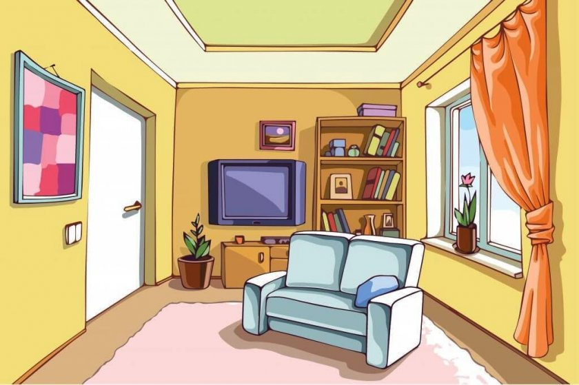 Room clipart sitting room. Living clip art photo