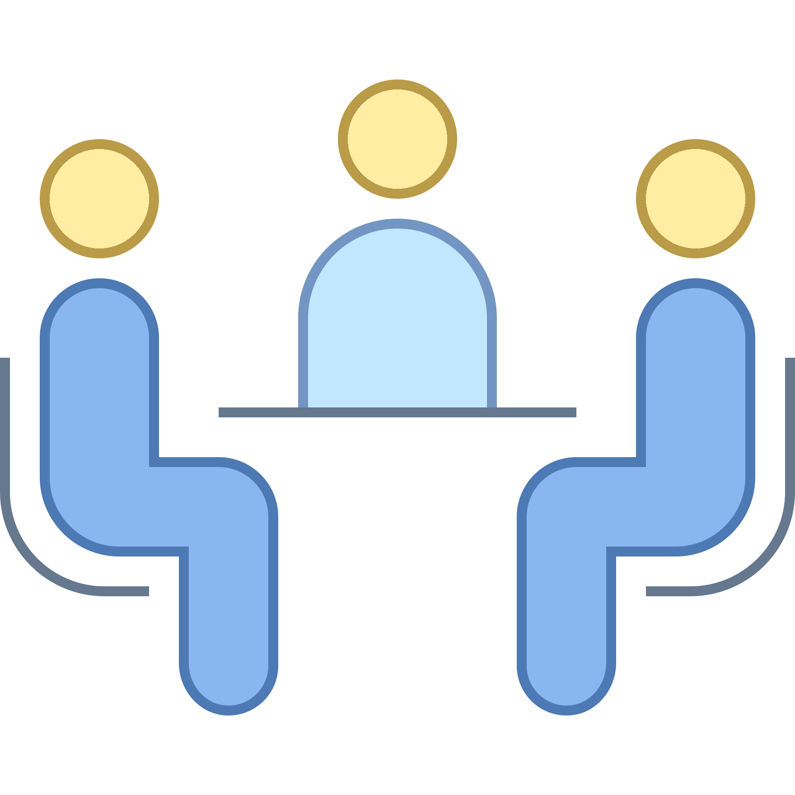 Room vector. Meeting png icon