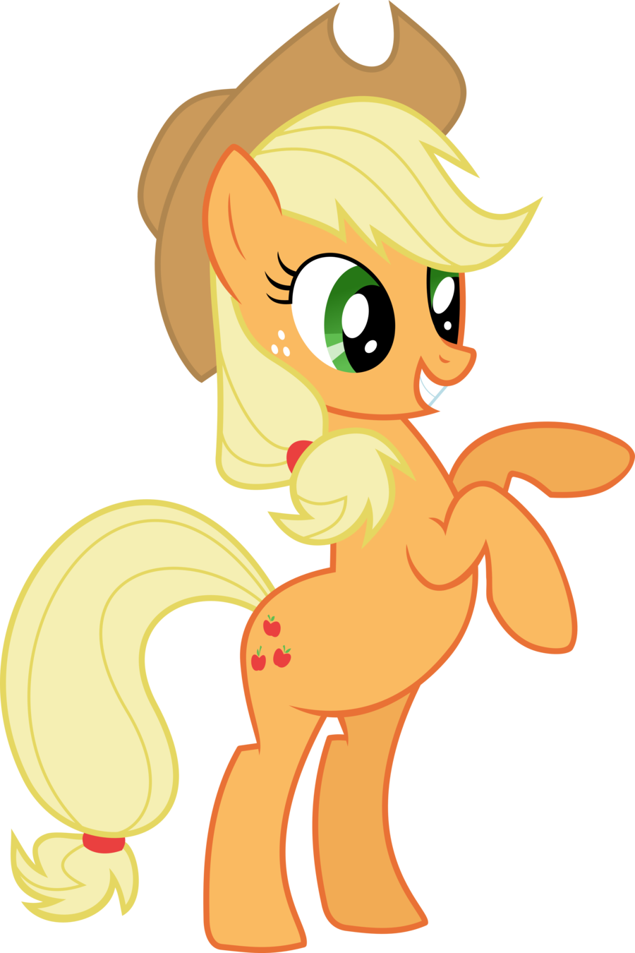Room vector applejack. By patekoro on deviantart
