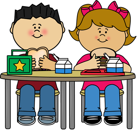 School lunch clip art. Luncheon clipart banner freeuse library