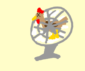 Rooster clipart dead. Is lil peep chicken