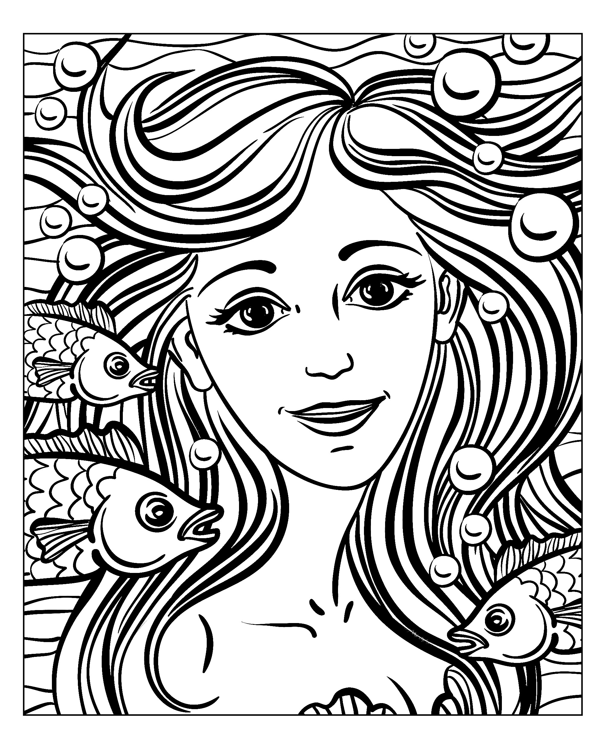 Rooster clipart face. Coloring pages faces woman