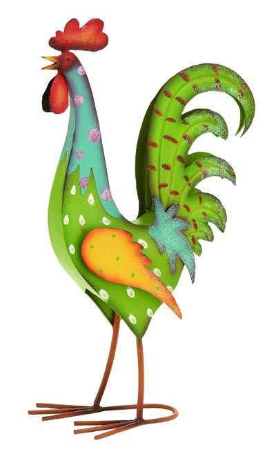 Rooster clipart whimsical. Colorful pinterest